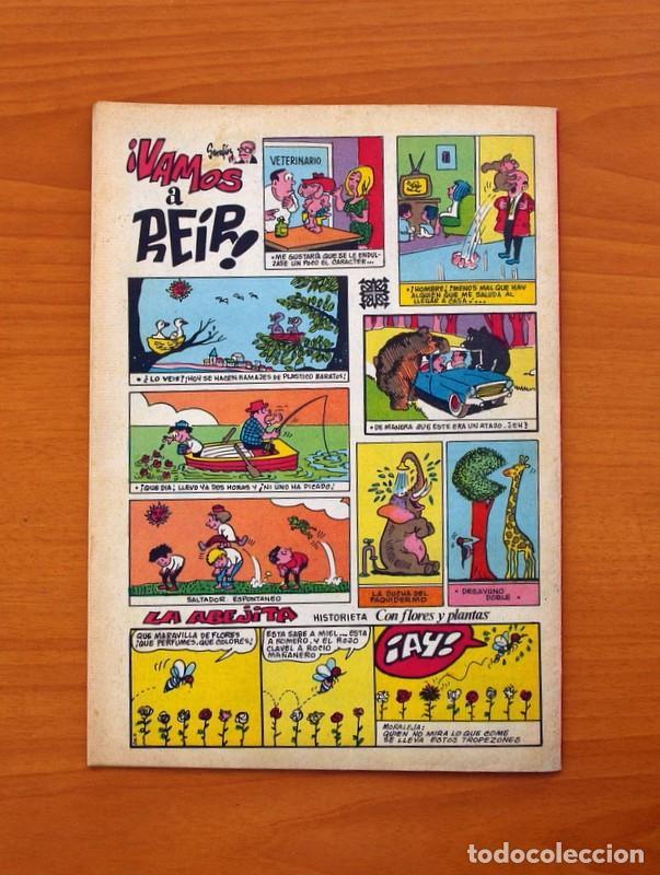 Tebeos: Selecciones de Jaimito, nº 186 - Editorial Valenciana 1957 - Foto 6 - 79846917
