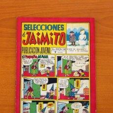Tebeos: SELECCIONES DE JAIMITO, Nº 180 - EDITORIAL VALENCIANA 1957. Lote 79847225