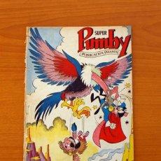 Tebeos: SUPER PUMBY 1ª EDICIÓN, Nº 9 - EDITORIAL VALENCIANA 1959. Lote 79856477