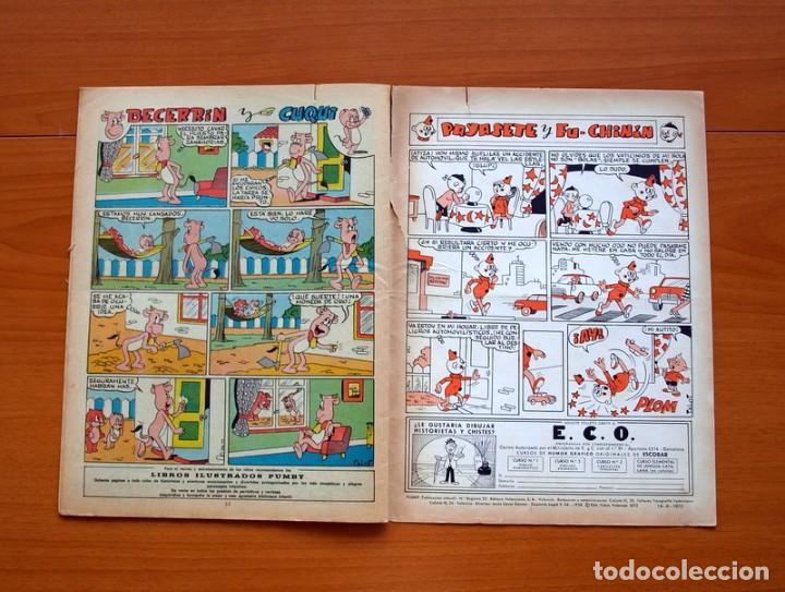 Tebeos: Pumby, nº 781 - Editorial Valenciana 1955 - Extra de Otoño - Foto 5 - 79861349