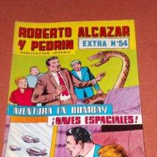 Tebeos: ROBERTO ALCÁZAR Y PEDRÍN-EXTRA Nº 54. Lote 79891389