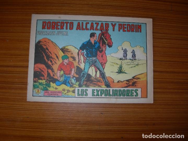 ROBERTO ALCAZAR Y PEDRIN Nº 1002 EDITA VALENCIANA (Tebeos y Comics - Valenciana - Roberto Alcázar y Pedrín)