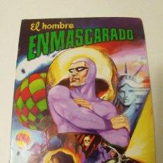 Tebeos: EL HOMBRE ENMASCARADO Nº 2 - LA GRAN CARRERA - COLOSOS DEL COMIC - AÑO 1980 - ED VALENCIANA. Lote 80156385