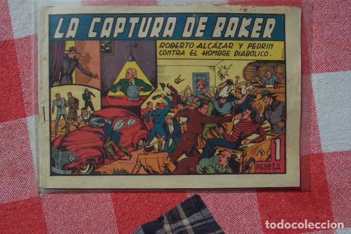 Tebeos: Valenciana, lote 26 nº roberto alcázar contra el hombre diabólico - Foto 17 - 53541884