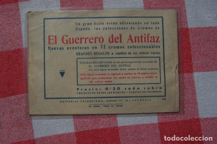 Tebeos: Valenciana, lote 26 nº roberto alcázar contra el hombre diabólico - Foto 18 - 53541884