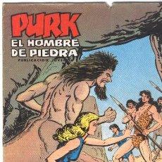 Tebeos: PURK, EL HOMBRE DE PIEDRA. COLOR. Nº 45. Lote 80578878