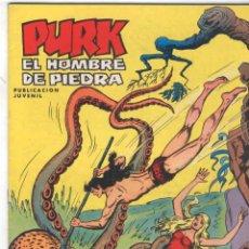 Tebeos: PURK, EL HOMBRE DE PIEDRA. COLOR. Nº 4. Lote 80580798