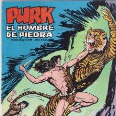 Tebeos: PURK, EL HOMBRE DE PIEDRA. COLOR. Nº 39. Lote 80700166