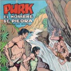 BDs: PURK, EL HOMBRE DE PIEDRA. COLOR. Nº 51. Lote 80700946
