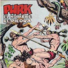 BDs: PURK, EL HOMBRE DE PIEDRA. COLOR. Nº 55. Lote 80701278