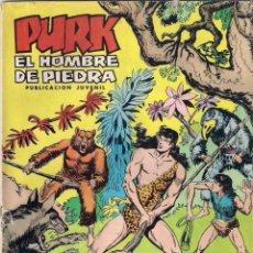 Tebeos: PURK, EL HOMBRE DE PIEDRA. COLOR. Nº 59. Lote 80744270