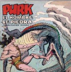 Tebeos: PURK, EL HOMBRE DE PIEDRA. COLOR. Nº 64. Lote 80744666