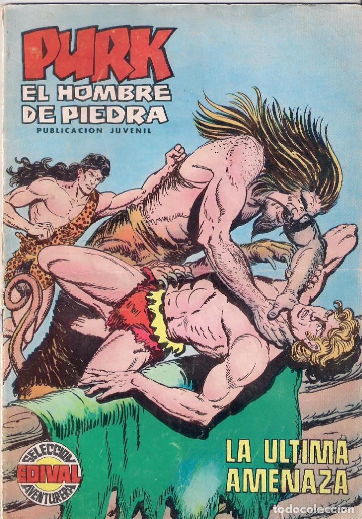 PURK, EL HOMBRE DE PIEDRA. COLOR. Nº 106 (Tebeos y Comics - Valenciana - Purk, el Hombre de Piedra)