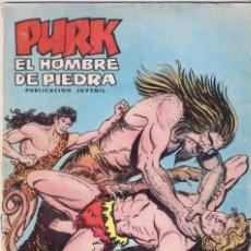 Tebeos: PURK, EL HOMBRE DE PIEDRA. COLOR. Nº 106. Lote 80812407