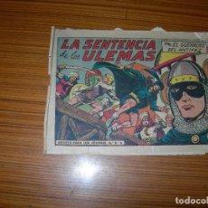 Tebeos: EL GUERRERO DEL ANTIFAZ Nº 333 EDITA VALENCIANA . Lote 80824167