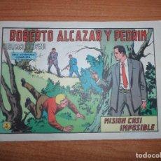 Tebeos: ROBERTO ALCAZAR Y PEDRIN Nº 1064 EDITORIAL VALENCIANA ORIGINAL . Lote 81149432