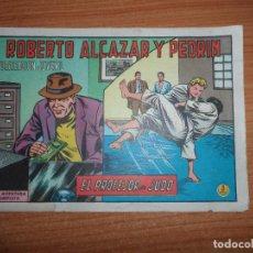 BDs: ROBERTO ALCAZAR Y PEDRIN Nº 979 EDITORIAL VALENCIANA ORIGINAL . Lote 81151552