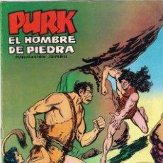 Tebeos: PURK, EL HOMBRE DE PIEDRA. COLOR. Nº 10. Lote 81279540