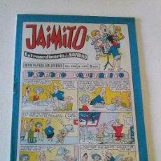 Tebeos: JAIMITO , EXTRAORDINARIO DE NAVIDAD1962, VALENCIANA ,ORIGINAL . Lote 81817092
