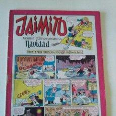 Tebeos: JAIMITO , EXTRAORDINARIO DE NAVIDAD1959, VALENCIANA ,ORIGINAL . Lote 81817928