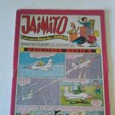 Tebeos: JAIMITO , EXTRAORDINARIO DE NAVIDAD1961, VALENCIANA ,ORIGINAL . Lote 81818236