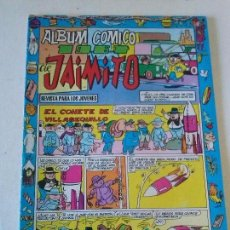 Tebeos: JAIMITO , ALBUM COMICO 1967, VALENCIANA ,ORIGINAL. Lote 81818372