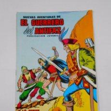 Tebeos: EL GUERRERO DEL ANTIFAZ - NUEVAS AVENTURAS - Nº 83 EDITORIAL VALENCIANA. LA PISTA. TDKC22. Lote 81986764