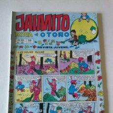 Tebeos: JAIMITO ,EXTRA DE OTOÑO 1977 -VALENCIANA ORIGINAL. Lote 82046204