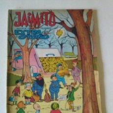 BDs: JAIMITO ,EXTRA DE OTOÑO 1966 -VALENCIANA ORIGINAL. Lote 82046272