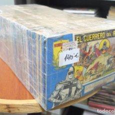 Tebeos: EL GUERRERO DEL ANTIFAZ. HOMENAJE A M. GAGO.-TOMOS AZULES- COMPLETA 98 TOMOS VALENCIANA 1981.. Lote 175071928