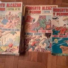 Tebeos: COMIC EXTRAS DE ROBERTO ALCAZAR Y PEDRIN. Lote 82135851