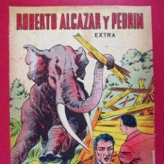Tebeos: ROBERTO ALCÁZAR Y PEDRÍN EXTRA Nº 1 , EDITORIAL VALENCIANA ,1965 . Lote 82372380