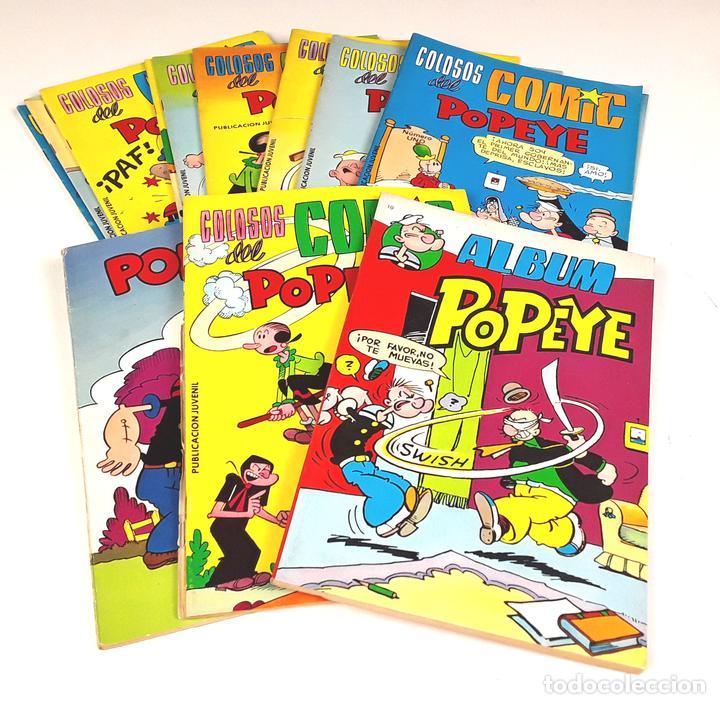 COLOSOS DEL COMIC. 14 EJEMPLARES(VER DESCRIP). VV. AA. VARIAS EDITORIALES. 1976/1981. (Tebeos y Comics - Valenciana - Colosos del Comic)