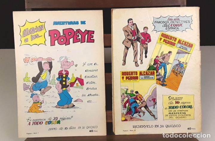 Tebeos: COLOSOS DEL COMIC. 14 EJEMPLARES(VER DESCRIP). VV. AA. VARIAS EDITORIALES. 1976/1981. - Foto 11 - 82436784