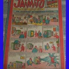 Tebeos: JAIMITO ED. VALENCIANA NUMERO 291 ORIGINAL DE EPOCA. Lote 192071607