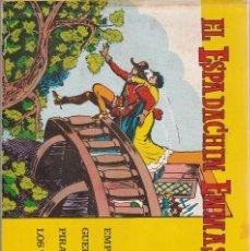 Tebeos: EL ESPADACHIN ENMASCARADO 2ª EDICION TOMO 6 (Nº 21 AL 24). Lote 82874748