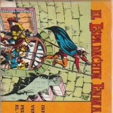 Tebeos: EL ESPADACHIN ENMASCARADO 2ª EDICION TOMO 7 (Nº 25 AL 28). Lote 82874844