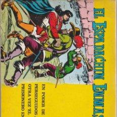 Tebeos: EL ESPADACHIN ENMASCARADO 2ª EDICION TOMO 8 (Nº 29 AL 32). Lote 82874924