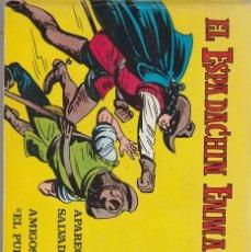 Tebeos: EL ESPADACHIN ENMASCARADO 2ª EDICION TOMO 10 (Nº 37 AL 40). Lote 82875064