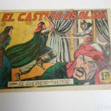 Tebeos: EL GUERRERO DEL ANTIFAZ Nº 120. Lote 82957480