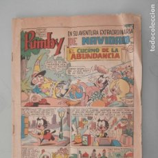 Tebeos: PUMBY SIN TAPAS. Lote 83107640