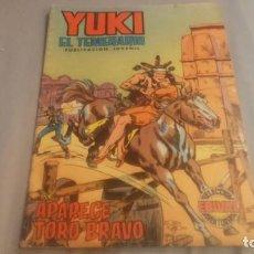 Tebeos: YUKI EL TEMERARIO Nº4. Lote 83133080