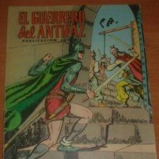 Tebeos: EL GUERRERO DEL ANTIFAZ. ALI-KAN PRISIONERO. Nº 141. EDITORIAL VALENCIANA.. Lote 83674596