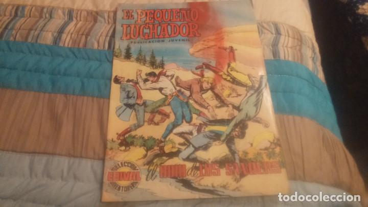 EL PEQUEÑO LUCHADOR Nº48 (Tebeos y Comics - Valenciana - Pequeño Luchador)