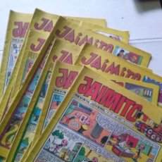 jaimito ,lote de 8 nºs, valenciana ver nºs-