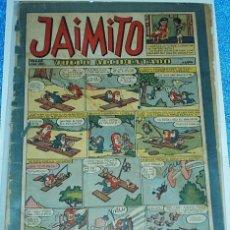 Tebeos: JAIMITO Nº 151 - ORIGINAL DE VALENCIANA 1945- IMPORTANTE LEER ENVIOS. Lote 84353512