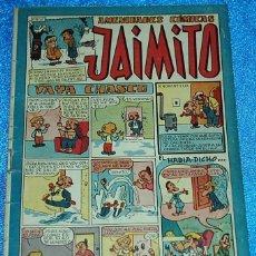 Tebeos: AMENIDADES COMICAS DE JAIMITO Nº 101 - ORIGINAL DE VALENCIANA 1945 -BUEN ESTADO. Lote 84356392