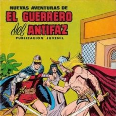 EL GUERRERO DEL ANTIFAZ-NUEVAS AVENTURAS -Nº 105- ÚLTIMA OBRA DE MANUEL GAGO-1981- ESCASO EN TC-6256
