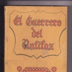 Tebeos: TOMO Nº 4 EL GUERRERO DEL ANTIFAZ. Lote 104299359