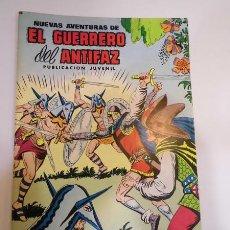 Tebeos: NUEVAS AVENTURAS DE EL GUERRERO DEL ANTIFAZ NUM 69 - ED. VALENCIANA - 1980. Lote 84565819